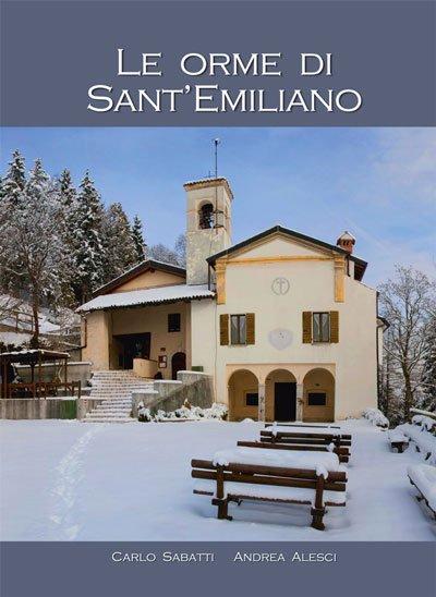 """Libro """"Le orme di Sant'Emiliano"""""""